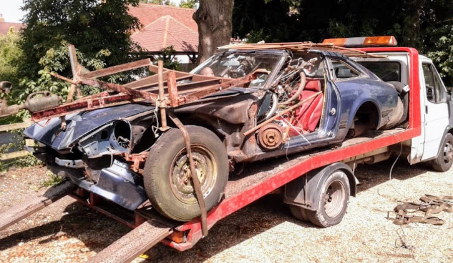 280ZX for scrap